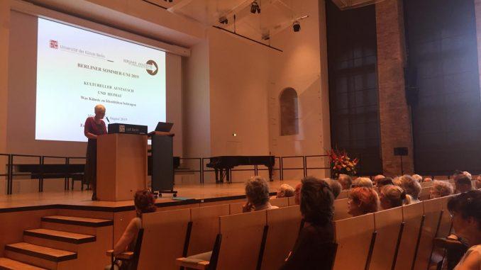 Prof. Kristin Wardetzky, UdK Berlin