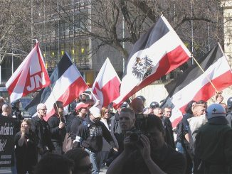 Neonazi-Demonstration 2005 in München
