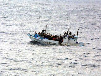 Flucht übers Meer