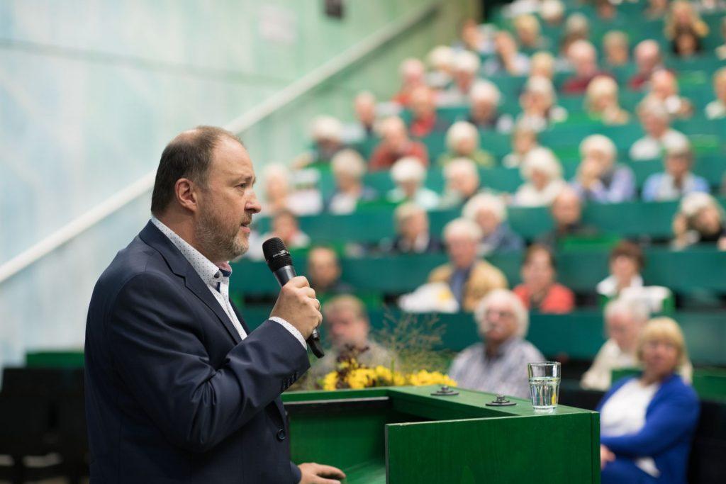 Dr, Markus Marquard, Geschäftsführer des ZAWiW