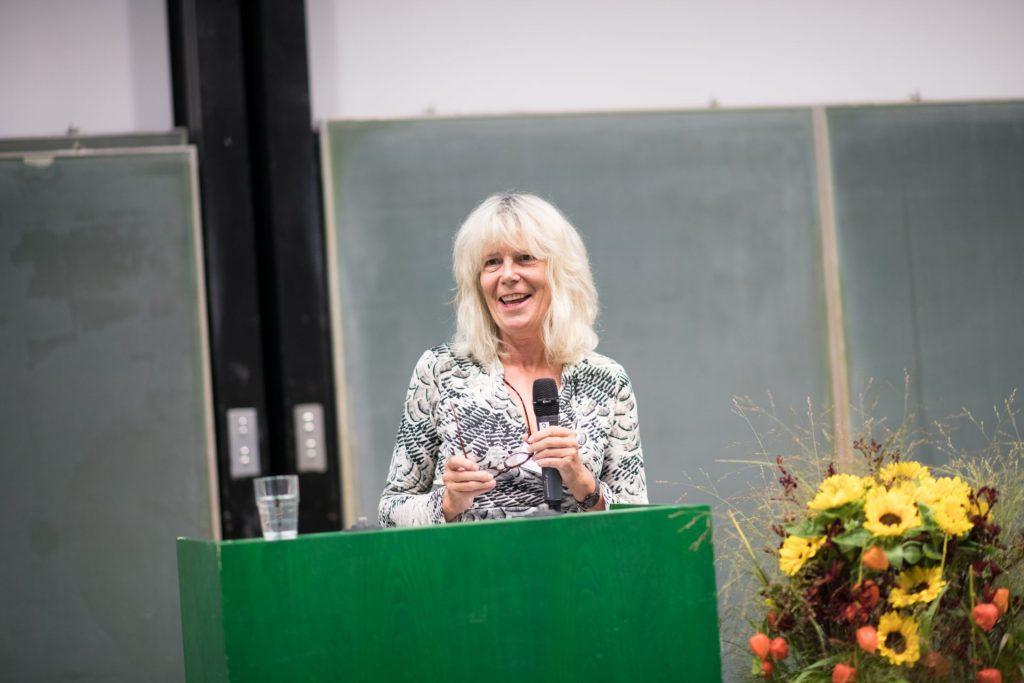 Frau Prof. Breuninger